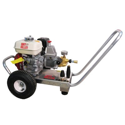 3.5 GPM / 2000 PSI Cold Water Gas Pressure Washer by Dirt Killer
