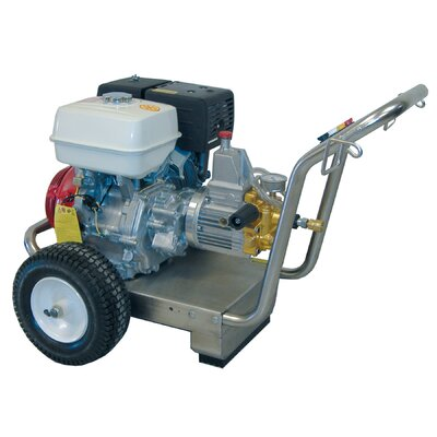 4.2 GPM / 3500 PSI Cold Water Gas Pressure Washer by Dirt Killer