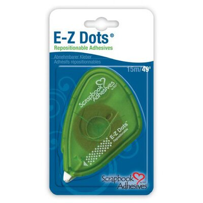 Scrapbook Adhesives E-Z Dots Adhesive Tape
