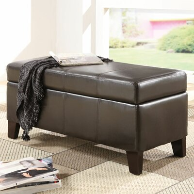 Modus Furniture Urban Seating Bedroom Storage Bench