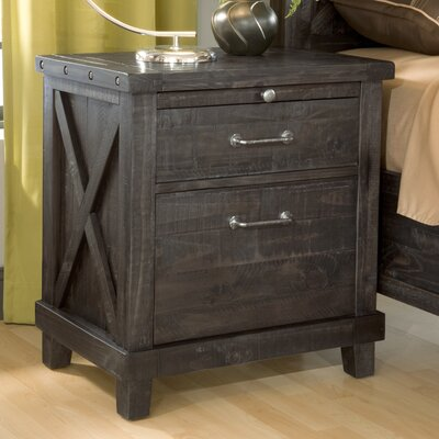 Yosemite 2 Drawer Nightstand by Modus