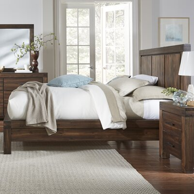 Meadow Panel Bed by Modus
