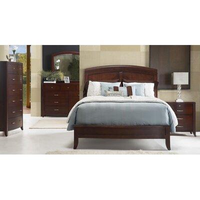 Brighton Sleigh Customizable Bedroom Set by Modus