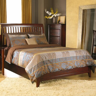 City II Panel Customizable Bedroom Set by Modus
