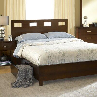 Modus Furniture Riva Storage Panel Bed