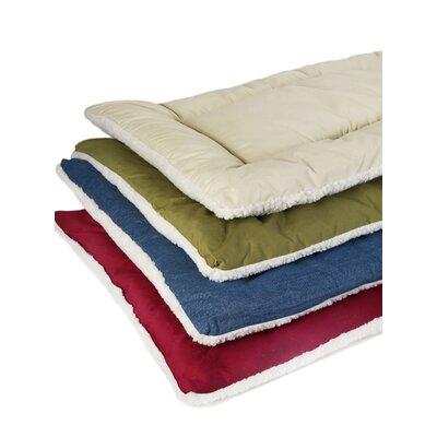 Pet Dreams Plush Sleep Ezz Lightweight Dog Bed Crate Pad