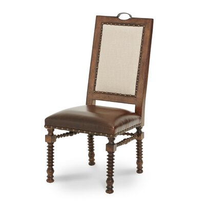 Bella Cera Side Chair by Michael Amini