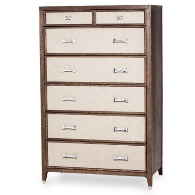Biscayne West 7 Drawer Chest by Michael Amini