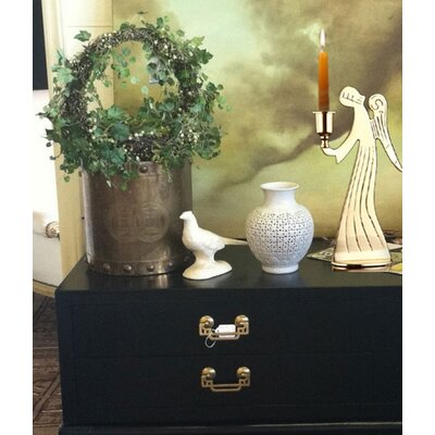 Fashion N You by Horizon Interseas Angel Candle Holder