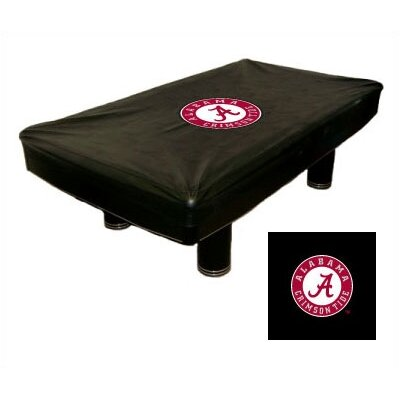 NCAA Licensed Pool Table Cover by Wave 7