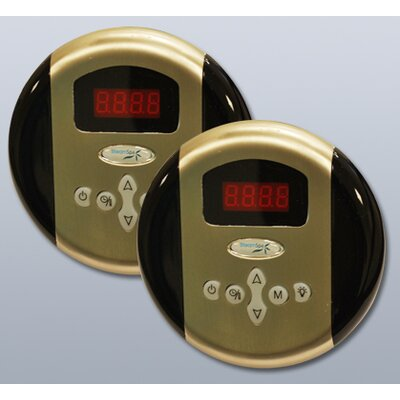 Steam Spa SteamSpa Programmable Dual Control Panels