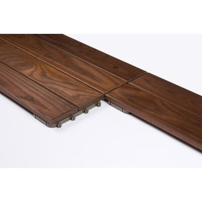 thermory wood 31 3 x interlocking quick deck tiles