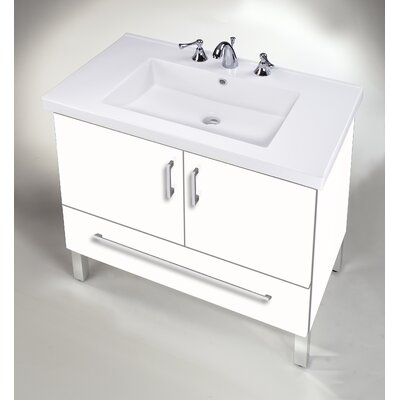 "Daytona 30"" Single Bathroom Vanity Set Product Photo"