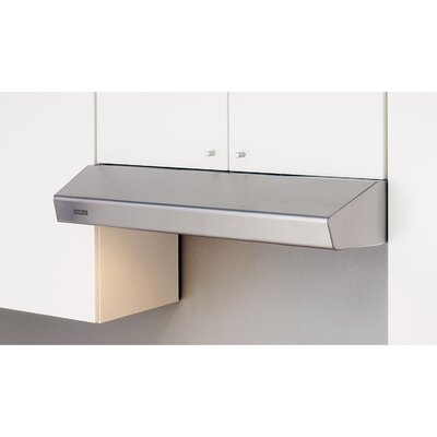 "Essential Series 30"" 250 CFM Under Cabinet Range Hood in Stainless Steel Product Photo"