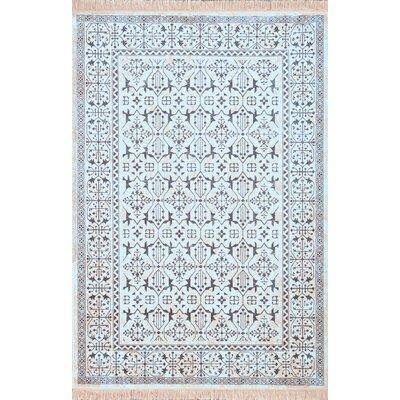 sonoma rothbury white navy area rug wayfair. Black Bedroom Furniture Sets. Home Design Ideas