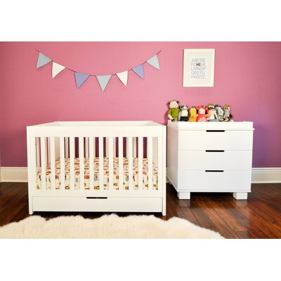 babyletto Mercer 3-in-1 Convertible Crib