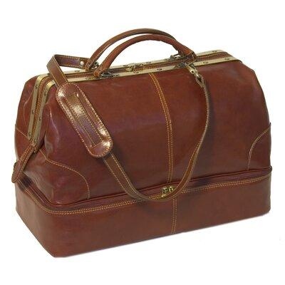 "Floto Imports Positano 22"" Grande Leather Travel Duffel"