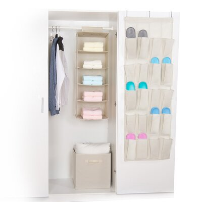 Sorbus Foldable Storage Unit Kit (Set of 3) Product Photo
