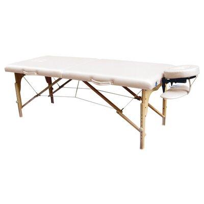 Sivan Health and Fitness Salon Size Portable Massage Table