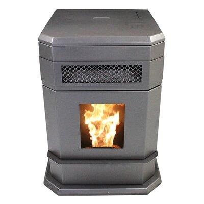 Hopper Pellet stove by Vogelzang