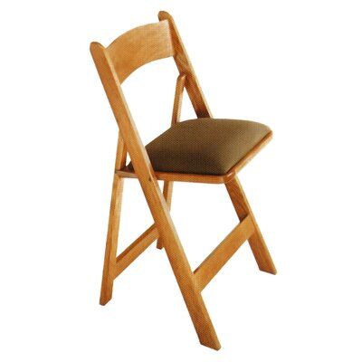 Kestell Furniture Oak Folding Chair