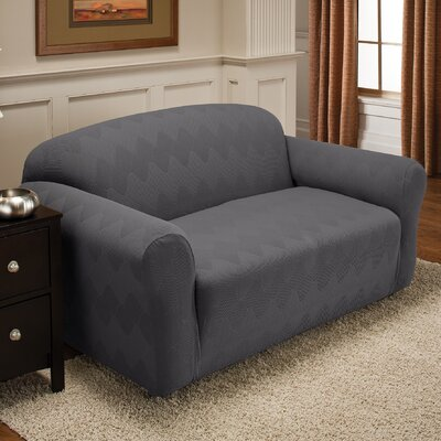 Innovative Textile Solutions Optics Stretch Loveseat