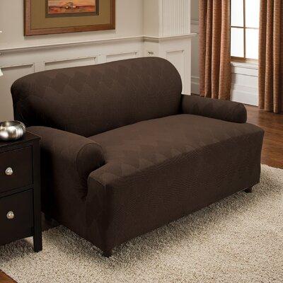 Innovative Textile Solutions Optics Stretch Sofa T-Cushion Slipcover