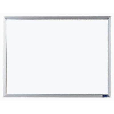 AARCO Economy Wall Mounted Whiteboard