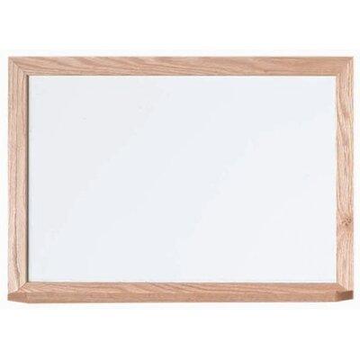 AARCO Wall Mounted Whiteboard