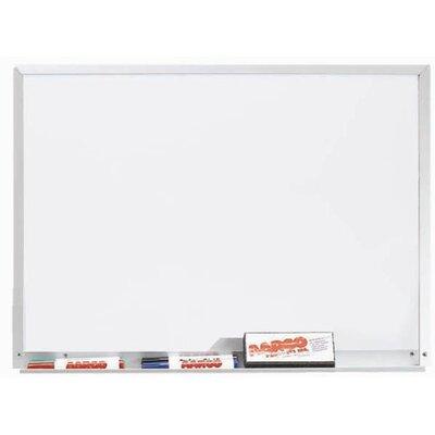 AARCO Magnetic Wall Mounted Whiteboard