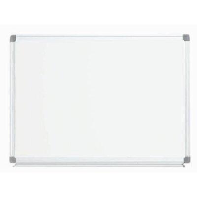 AARCO Designer Radius Corner Wall Mounted Magnetic Whiteboard