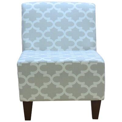 Penelope Armless Fynn Slipper Chair by Fox Hill Trading