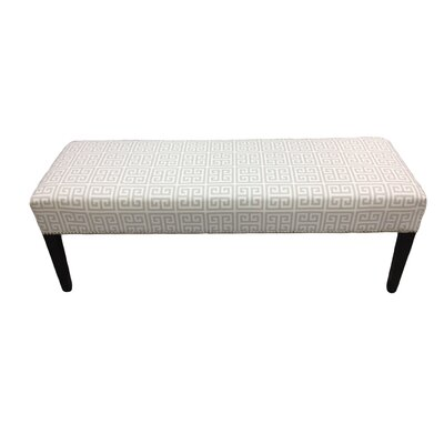 Kasumi Chain Cotton Bench by Sole Designs
