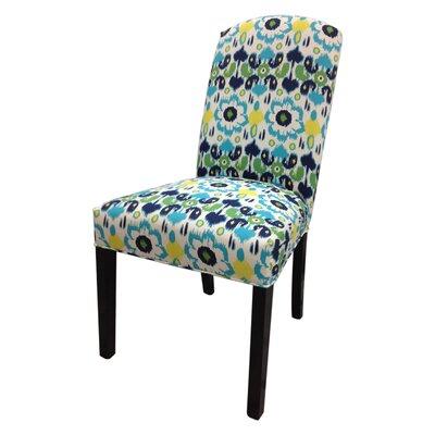 Flora Cotton Parson Chair by Sole Designs