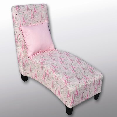 Paris Kid's Chaise Lounge by Sole Designs