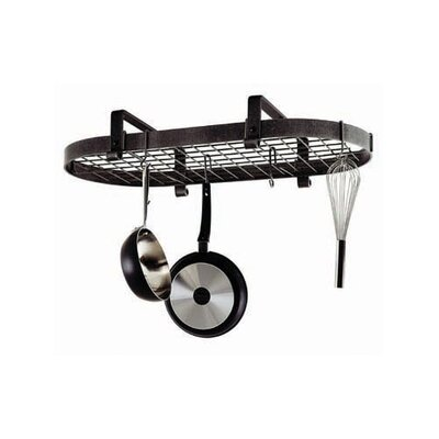 Low Grid Oval Rack by Enclume