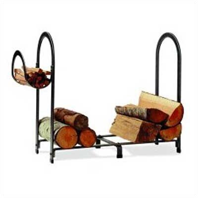 Steel Log Rack by Enclume