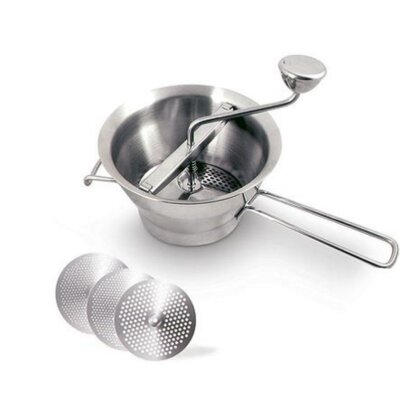 """Cuisinox 8"""" Food Mill with 3 Disks"""