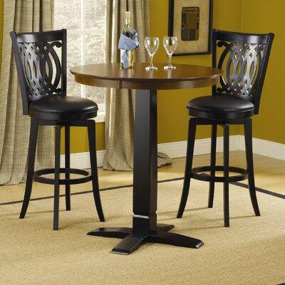 Hillsdale Furniture Dynamic Designs Pub Table Set