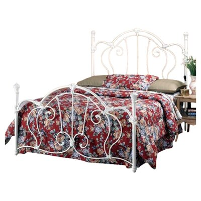 Hillsdale Furniture Cherie Metal Panel Bed