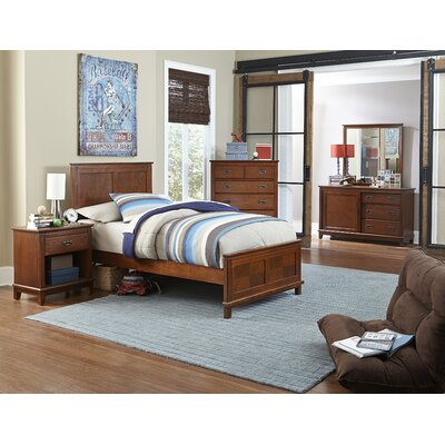 Bailey Panel 5 Piece Bedroom Set by Hillsdale