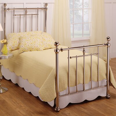 Hillsdale Furniture Holland Metal Panel Bed