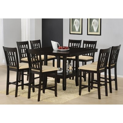 Tabacon 9 Piece Dining Set by Hillsdale