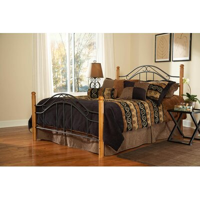 Hillsdale Furniture Winsloh Metal Panel Bed