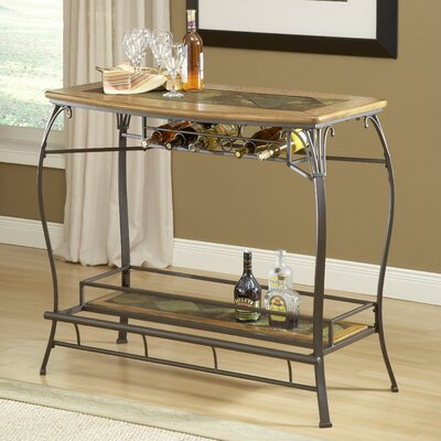 Lakeview Bar Table by Hillsdale