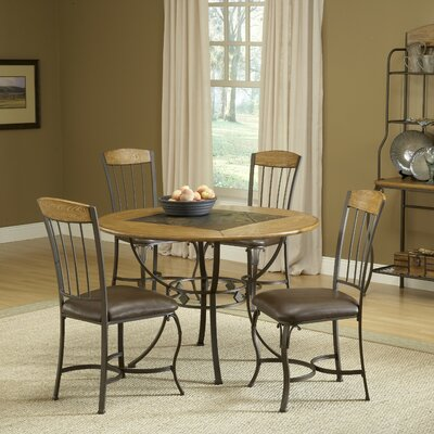 Lakeview 5 Piece Dining Set by Hillsdale