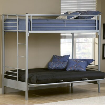 Universal Youth Full Bunk Bed by Hillsdale