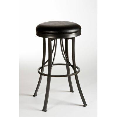 "Hillsdale Furniture Ontario 26"" Swivel Bar Stool with Cushion"