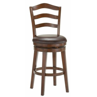 Hillsdale Windsor 26 Quot Swivel Bar Stool With Cushion