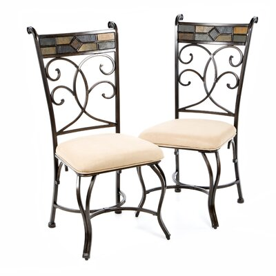 Pompei Side Chairs by Hillsdale